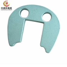 OEM Customized zamak Die Casting with Sand blasting