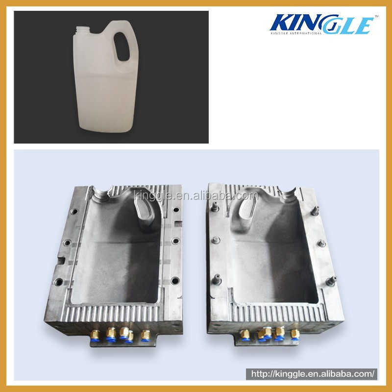 Hot recommend Professional manufacturer jerrycan water tank ningbo plastic mould