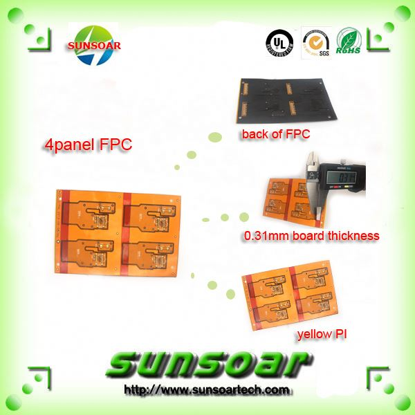 PCB Supplier single sided pcb pcb manufacturer