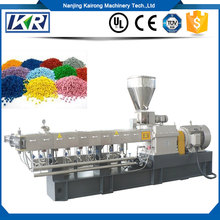 Plastic compactor granulation machine granules extruder machine for recycling PE PP film