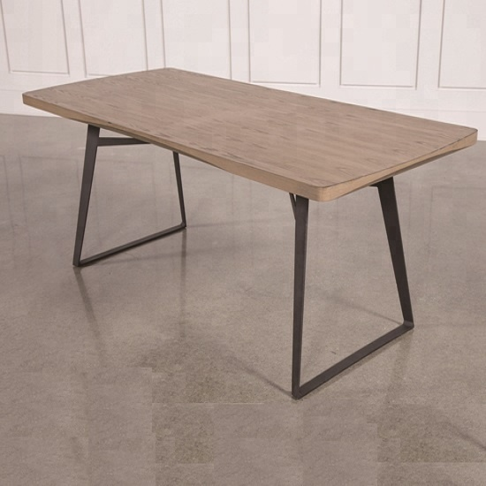 Best selling Industrial Wooden Dining <strong>Table</strong>