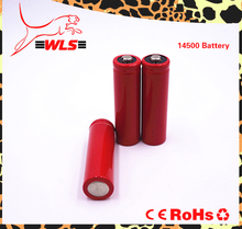 Good price authentic 14500 700mah rechargeable lithium battery