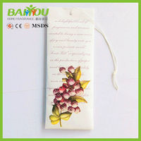 2015 Hot sell in European closet scented sachet