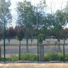Electric Galvanized prison mesh fence for security