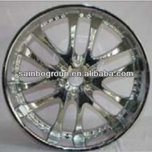popular and high quality alloy wheels for cars S018