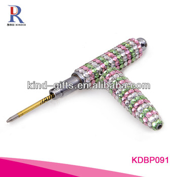 crystals beaded pen KDBP001