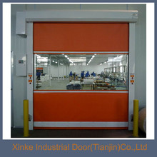 Low Price and Hot Sell fast door/ high speed roll up sheet shutter door HSD-020