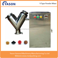 Small Lab Powder Mixer V Type Powder Blender V-5
