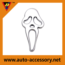Wholesale Chrome Custom Skull Emblem Car Logos And Their Names