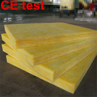 duct wrap house roof and outside walls insulation blanket fiber glass wool roll