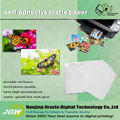 135/150gsm Sticker Glossy Photo Paper, Self-Adhesive Inkjet Photo Paper