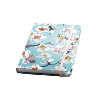 Custom High Quality Popular Notebook With Elastic Band