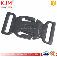 2017 Zhongshan supplier Fashion small plastic spring clip buckle