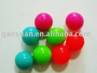27mm Solid Color Rubber Bouncy Ball