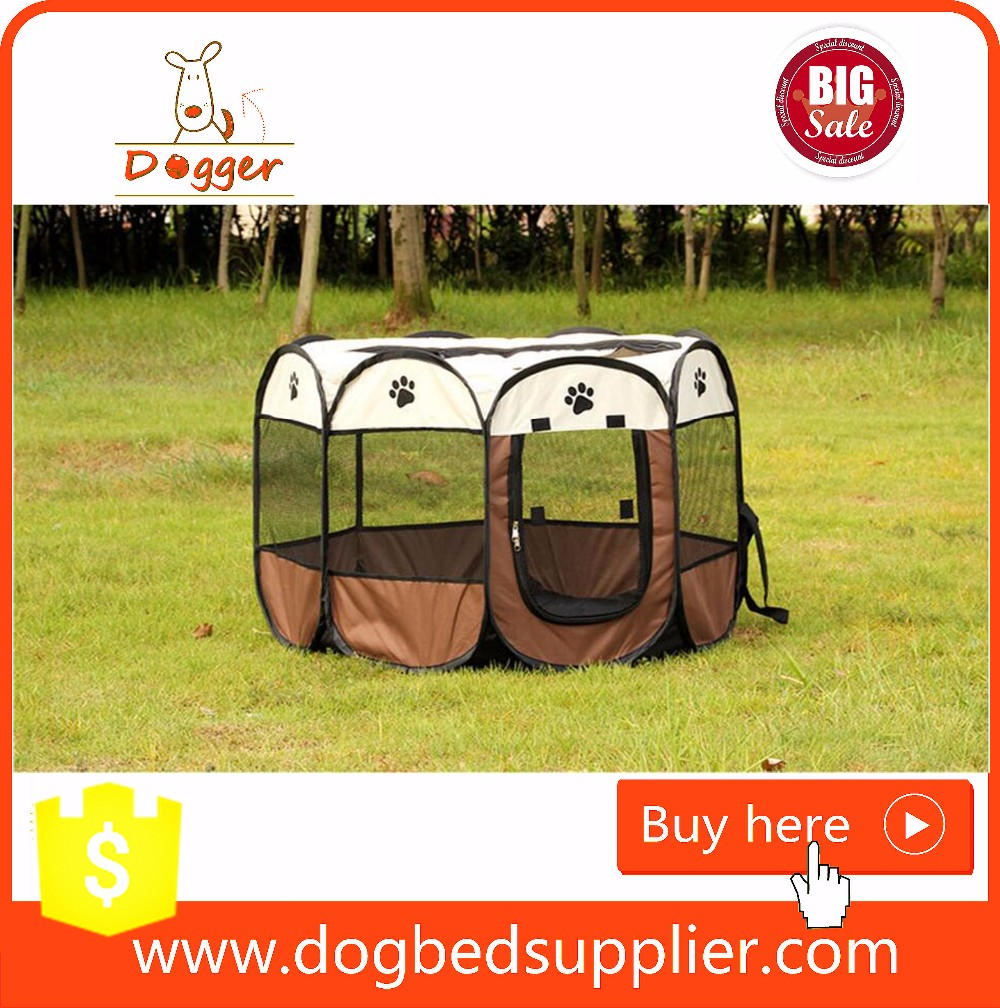Top Selling 8 Panels Custom Logo Pet Dog Fence Play Pen
