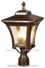 Innovative idea products-- Post Lantern Standing bollard light