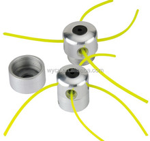 fixed line aluminum trimmer head