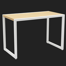 Table top display shelves modern shop counter design for garment store