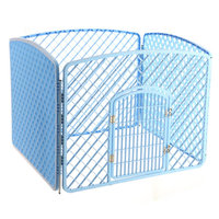 environmentally friendly non-toxic plastic foldable puppy dog gate