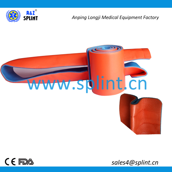 broken knee splint,knee support
