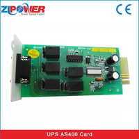 UPS software AS400 dry contact AS400 card
