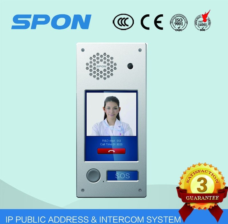 New Touch Screen Smart Home, Home Automation SIP Video Door Phone