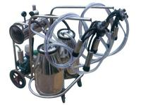 piston type cow sheep goat milking machines for cows