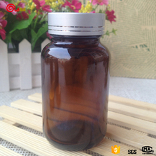 300 ml Glass Medical Reagent Pill apothecary Bottle