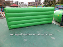 hot sales inflatable floating water mat,water pad,water cushion for water park