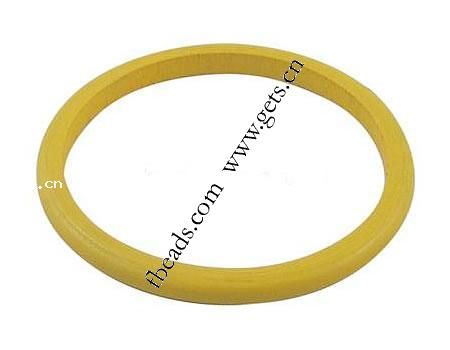 Other Shape Painted Wooden Bangle 277660