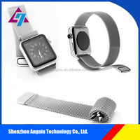 38/42mm Magnetic Closure Smart Watch Strap Milanese Watch Strap Stainless Steel Watch Band For iWatch