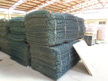 Packing (Gabion Box, Hexagonal Wire Mesh, Chain Link Fence)
