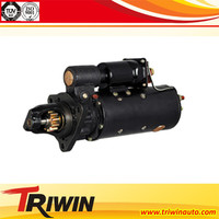 Top quality cheap price high performance light truck engine starter diesel engine M11 starter 5256984