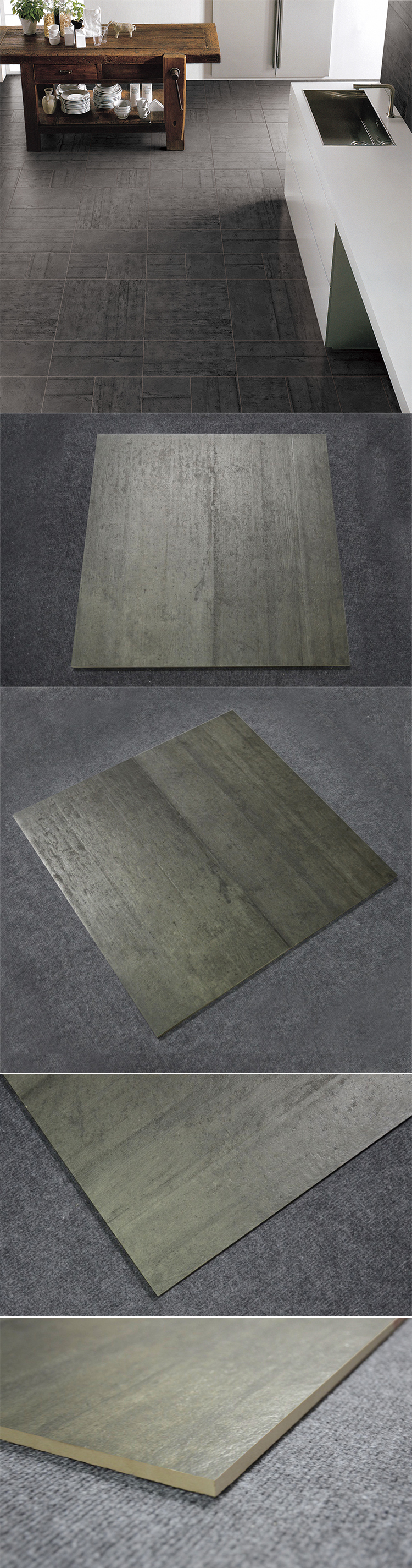 HCM6009 factory non slip bathroom floor tile stickers