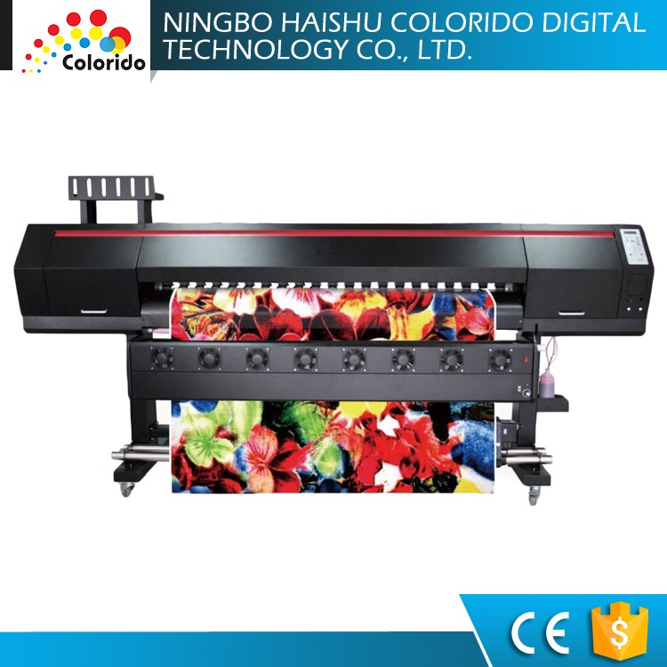 Colorido CO Series Digital Sublimation Textile Printer