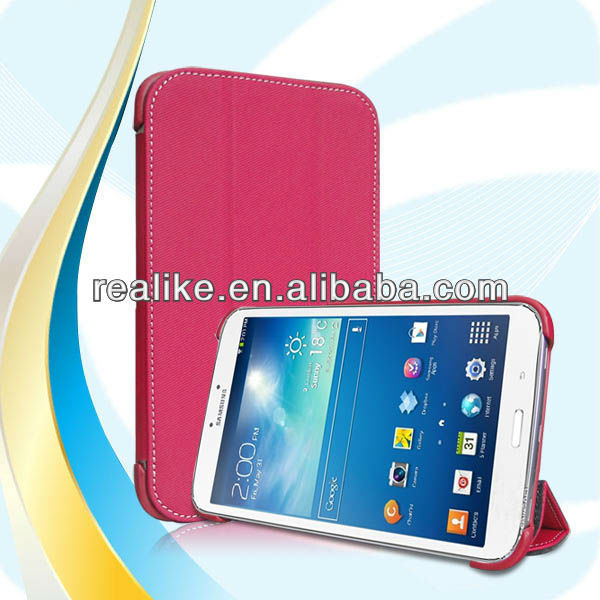 8 inch tablet leather case,Cover for samsung galaxy tab 3 8.0 case