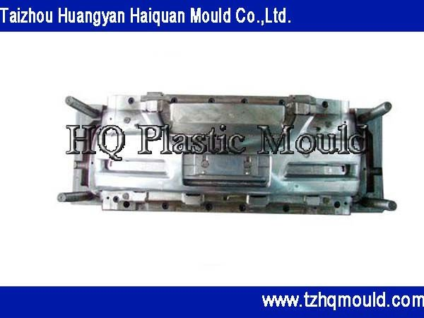 make auto bumper plastic injection mould