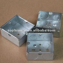 Concealed Switch Boxes for Electric Wires