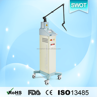 High power face lift CO2 surgical laser manufacturer treat problems to skin