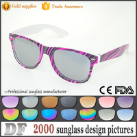 10 year factory manufacturing fashion OEM sunglasses