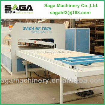 High Frequency Wood Edge Clamping Machine Sales SP20-SA