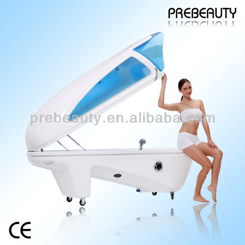 Very relax safe spa steam capsule