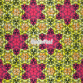 Item No.064015 Factory price direct sell latest design african clothes super chichigan wax printed fabric