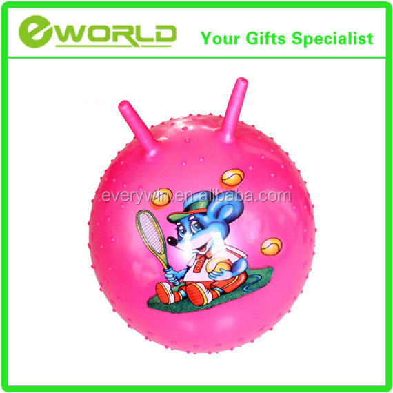 Advertising Hopper Ball balance inflatable jump ball bounce ball