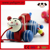 Good Wooden Pull String Animal Toys