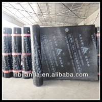 2.5mm -10degree sbs Modified Bitumen Waterproofing membrane for roof and underground