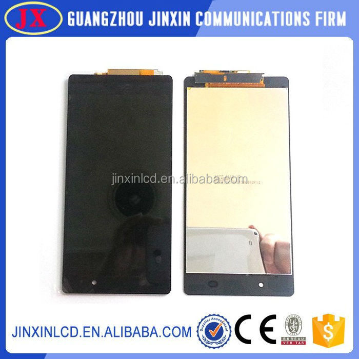 full oem lcd display For Sony Xperia Z2 well test screen