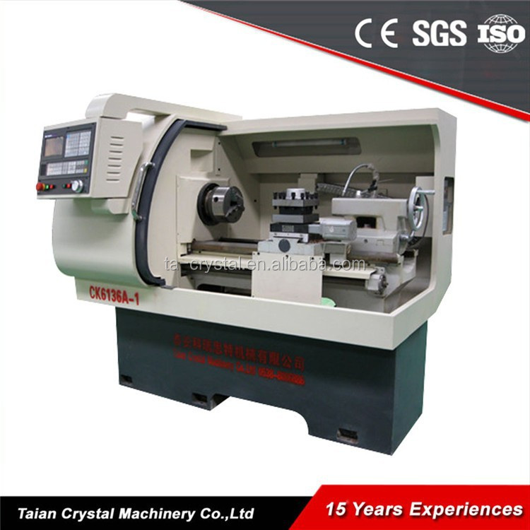Good Price Practical and Economical Cnc Lathe Quote CJK6136A-1