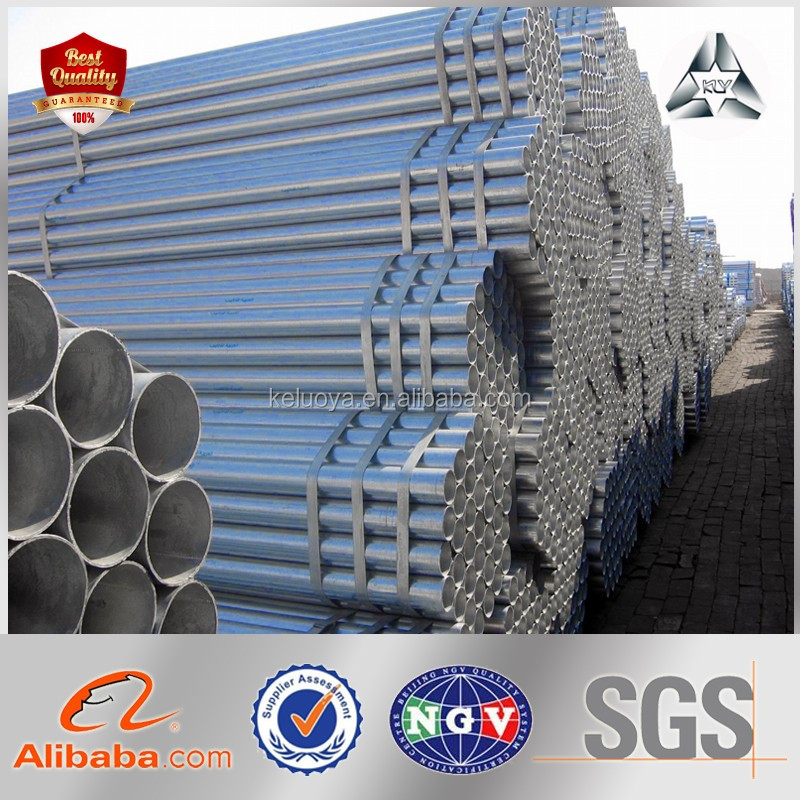 Round Section Shape and Thick Wall Pipe Special Pipe galvanized pipe in turkey company