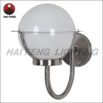 Exterior wall lamp stainless steel wall light in guzhen